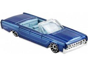Hot Wheels Angličák Premium 64 Lincoln Continental Convertible