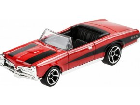 Hot Wheels Angličák Premium 67 Pontiac GTO