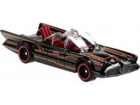 Hot Wheels Angličák Batman Classic TV Series Batmobile