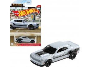Hot Wheels Angličák 1/4 Mile Finals 18 Dodge Challenger SRT Demon