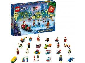 LEGO® City 60303 Adventní kalendář 2021
