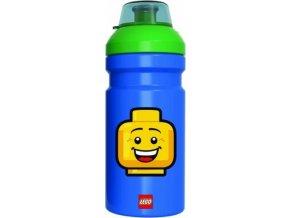 LEGO ICONIC Boy Láhev na pití 0,35l modrá-zelená