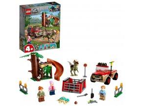 LEGO® Jurassic World™ 76939 Útěk dinosaura stygimolocha