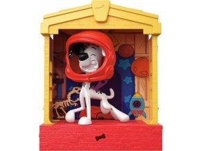 101 Dalmatinů, figurka v domečku Dylan