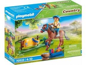 PLAYMOBIL 70523 Velšský poník