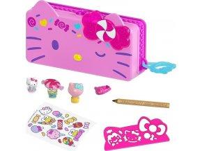 Hello Kitty Penál hrací set Karneval