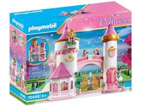 PLAYMOBIL 70448 maly zamek pro princezny 1