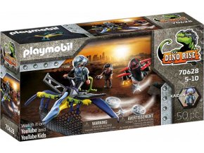 Playmobil 70628 Pteranodon Útok ze vzduchu