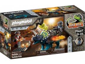 Playmobil 70627 Triceratops Spor o legendární kameny