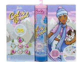 Barbie Color Reveal Adventní kalendář