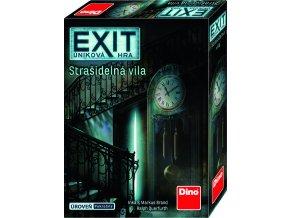 Párty hra Úniková hra: Strašidelná vila