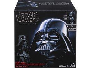 STAR WARS E6 Elektronická helma Darth Vader