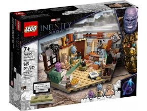 LEGO Super Heroes 76200 Nový Asgard Bro Thora