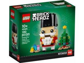 LEGO BrickHeadz 40425 Louskáček