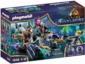 PLAYMOBIL 70748 Novelmore violet Vale Lapač démonů
