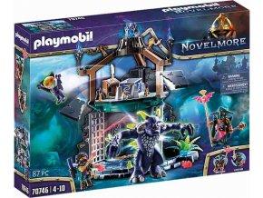 PLAYMOBIL 70746 Novelmore violet Vale Portál démonů