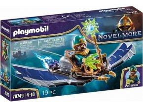 PLAYMOBIL 70749 Novelmore violet Vale Čaroděj vzduchu