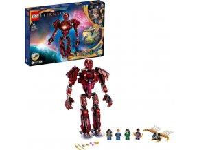 LEGO Super Heroes 76155 Ve stínu Arishema