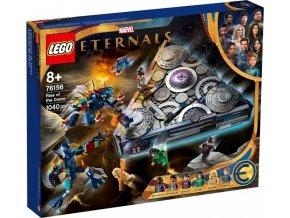 LEGO Super Heroes 76156 Vzestup Doma