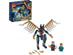 LEGO Super Heroes 76145 Letecký útok Eternalů
