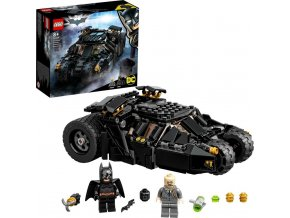 LEGO® DC Batman™ 76239 Batmobil Tumbler: souboj se Scarecrowem