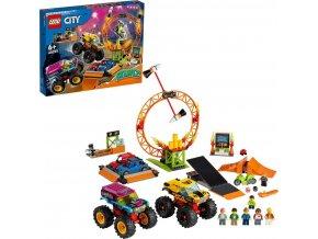 LEGO® City 60295 Kaskadérská aréna
