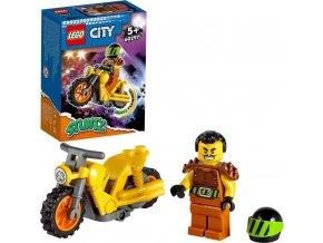 LEGO® City 60297 Demoliční kaskadérská motorka