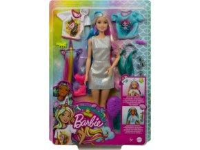 Barbie s pohádkovými vlasy