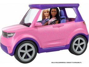 Barbie Dreamhouse Adventures transformující se auto