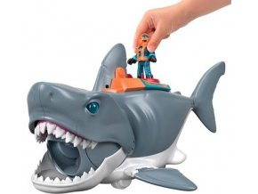 Fisher Price Imaginext Útok mega žraloka