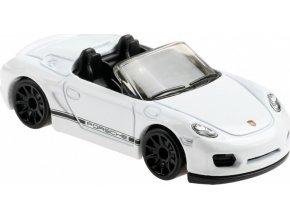 Hot Wheels Angličák Premium Porsche Boxter Spyder
