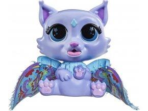 FurReal Friends Hladový mazlíček kočička FLITTER