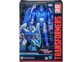 Transformers GEN: Voyager Constructicon Scourge