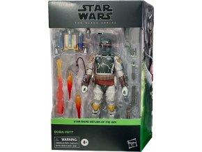 Star Wars figurka Black Series Boba Fett