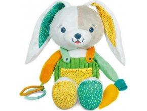 Můj první plyšák - králíček 28 cm  v dárkové kazetě