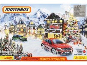 Matchbox Adventní kalendář 2021