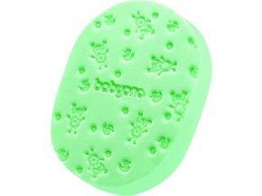 Žinka na mytí zelená