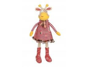 Hračka hrací kravička Clara 33cm, 0m+