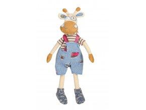 Hračka hrací kravička Horace 33cm, 0m+