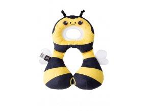 Nákrčník s opěrkou hlavy včela 0-4r