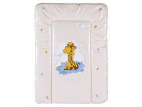 Matrace přebal. DINO S, malá, béžová žirafa,032