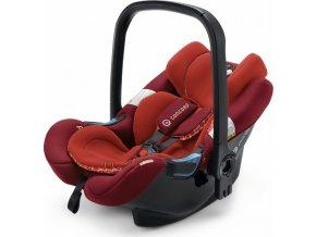 Autosedačka Air.Safe + Clip Flaming Red 0-13kg 2017