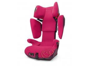 Autosedačka Transformer X-Bag Rose Pink 15-36kg 2017
