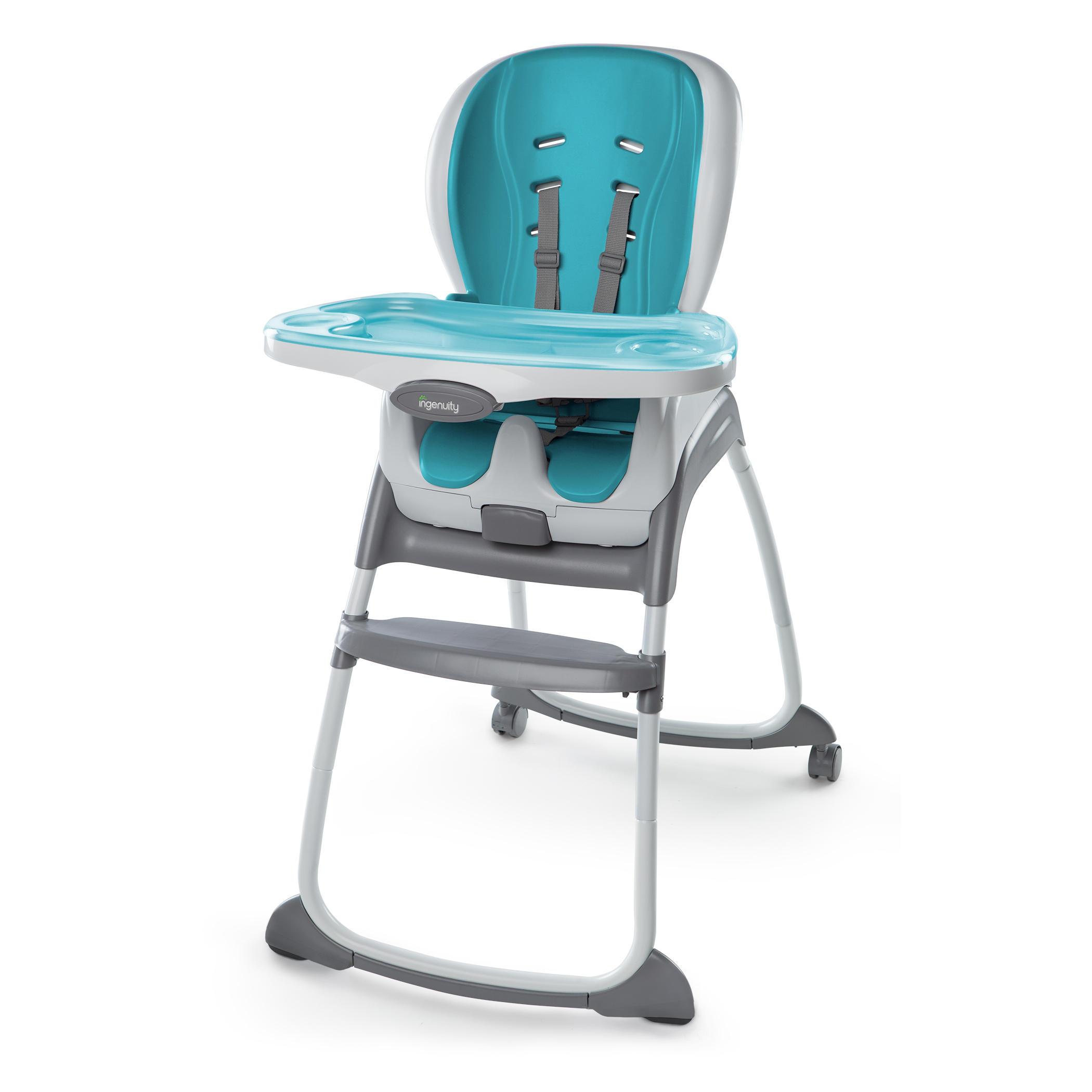 Ingenuity Židle jídelní Trio 3v1 Aqua 6m +, do 22kg, 2016