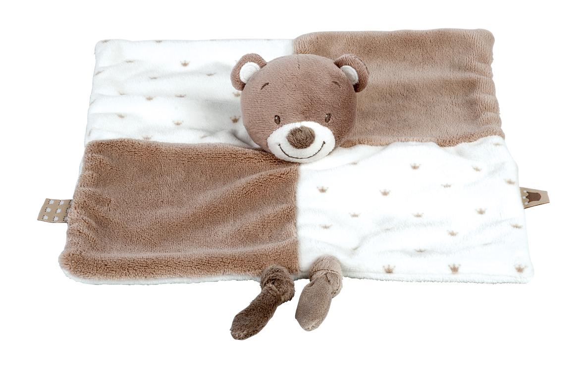 Nattou Hračka mazlíček medvídek Tom