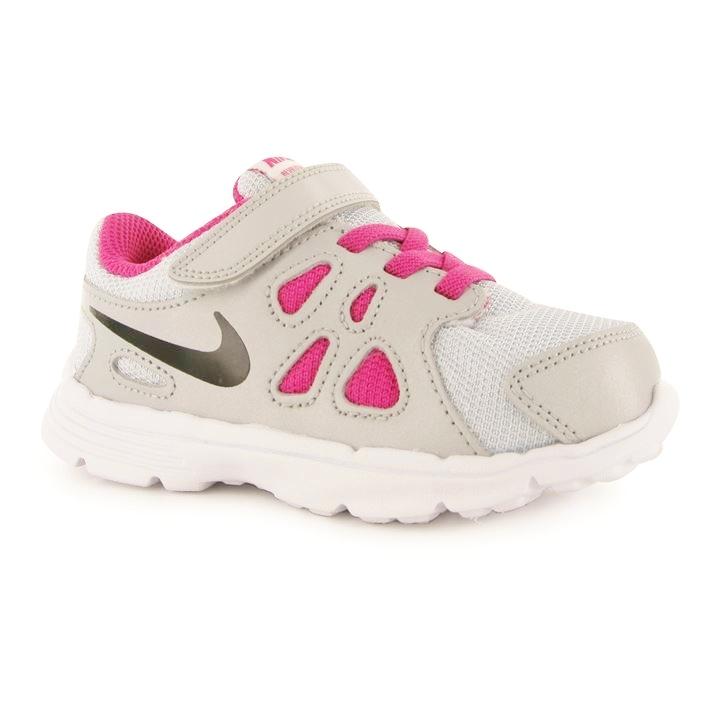 Nike dětské tenisky Revolution 2 růžové Velikost: A