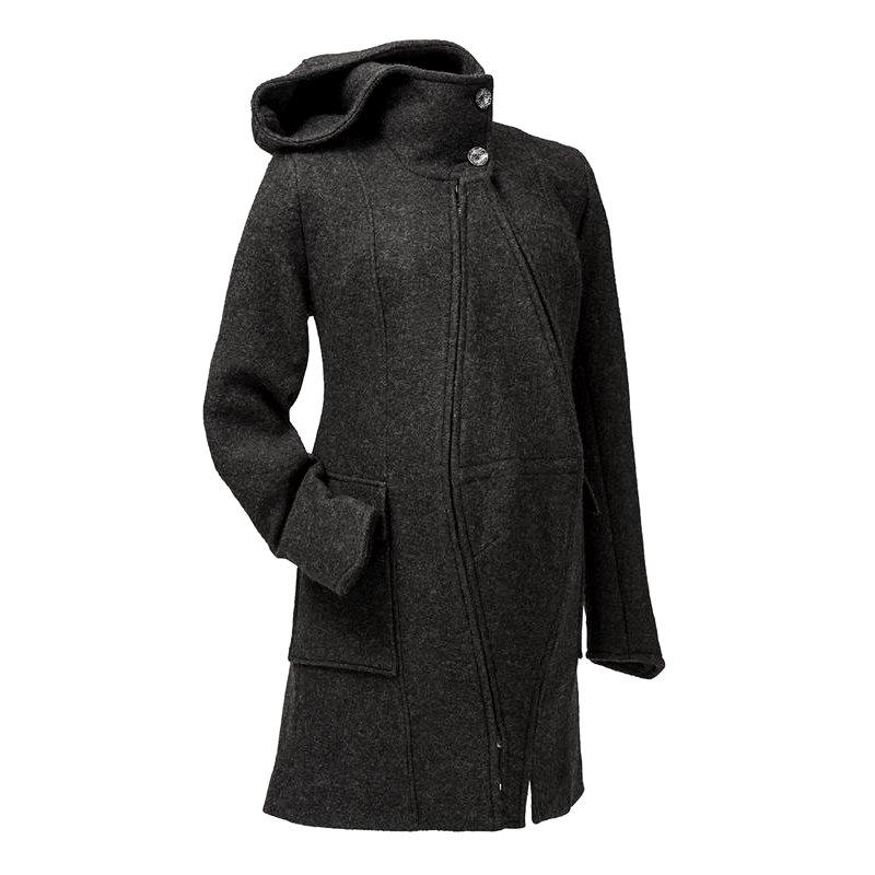 Mamalila zimní vlněný kabát černý Velikost: EUR 44