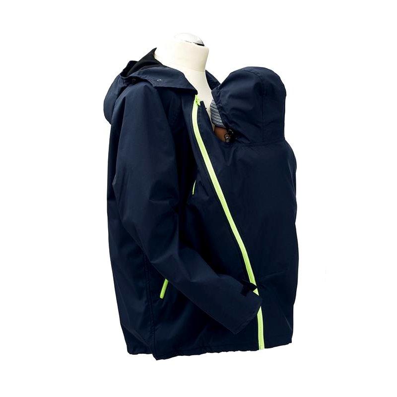 Mamalila pánská letní bunda na nošení dětí pro tatínky modrá navy Velikost: EUR 42