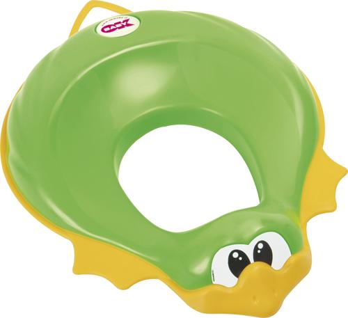 Redukce na WC Ducka zelená