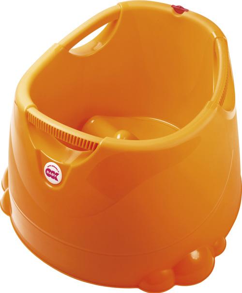 OK Baby Vanička do sprchového koutu Opla pomerančová